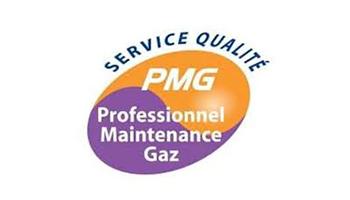 Logo Professionnel Maintenance du Gaz